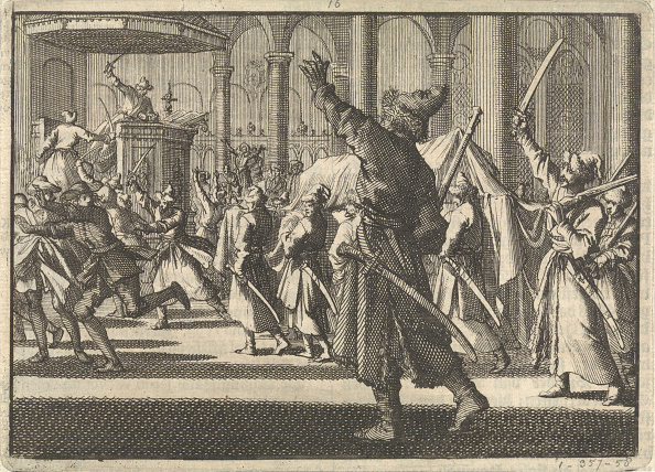 North Holland「The Poles in the Riddarholm Church in Stockholm, 1698」:写真・画像(15)[壁紙.com]
