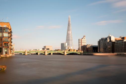 London Bridge - England「London skyline with The Shard」:スマホ壁紙(12)