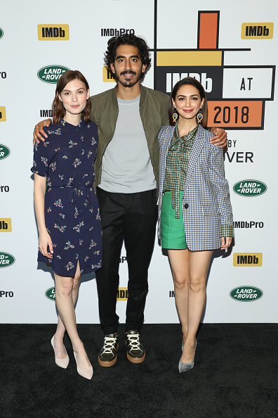 Leather Jacket「The IMDb Studio presented By Land Rover At The 2018 Toronto International Film Festival - Day 1」:写真・画像(3)[壁紙.com]