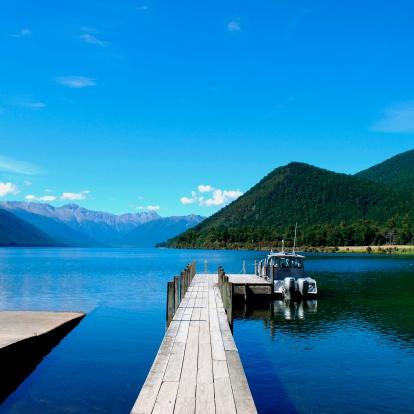 New Zealand Culture「Lake Rotoroa, Nelson Lakes National Park, NZ」:スマホ壁紙(16)