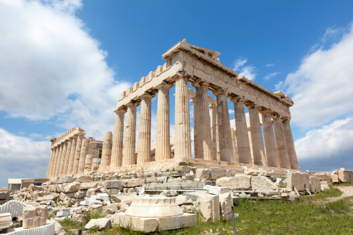 Social History「Greece. Parthenon Without Scaffolds.」:スマホ壁紙(17)