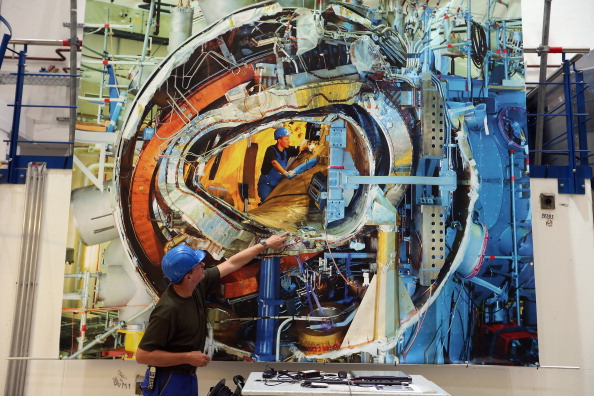 Nuclear Reactor「Construction Continues On Wendelstein 7-X Reactor」:写真・画像(12)[壁紙.com]