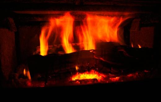 Hell「Burning fire」:スマホ壁紙(3)
