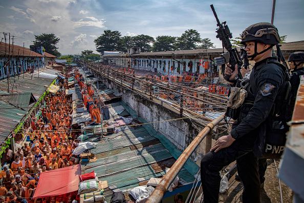 Ezra Acayan「IED Explosion Hits Philippines New Bilibid Prison」:写真・画像(5)[壁紙.com]