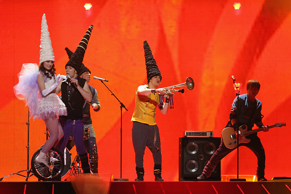 Sean Gallup「Eurovision Song Contest Dusseldorf 2011 - 2nd Semi Finals」:写真・画像(11)[壁紙.com]