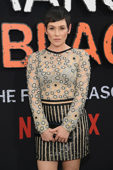 "Silver Colored「""Orange Is The New Black"" Final Season World Premiere」:写真・画像(17)[壁紙.com]"