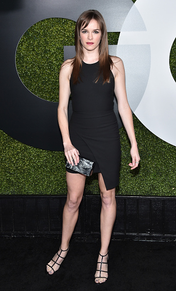 Brown Hair「GQ 20th Anniversary Men Of The Year Party - Arrivals」:写真・画像(3)[壁紙.com]