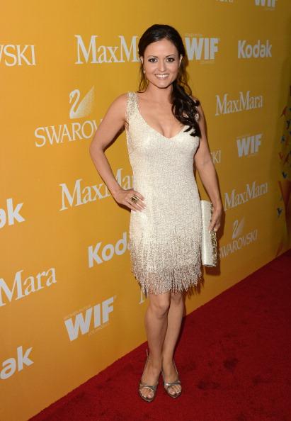 Silver Shoe「2012 Women In Film Crystal + Lucy Awards - Red Carpet」:写真・画像(16)[壁紙.com]