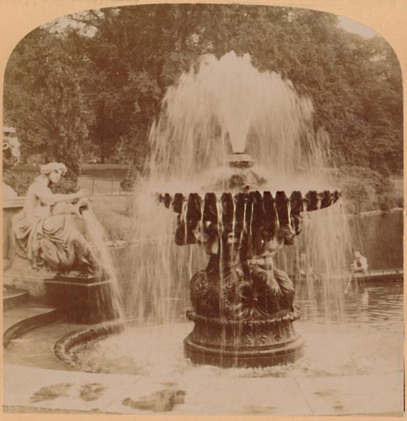 Kensington Gardens「The Large Fountain」:写真・画像(18)[壁紙.com]