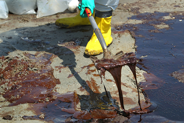 Oil Spill「Gulf Coast Struggles With Oil Spill And Its Economic Costs」:写真・画像(11)[壁紙.com]