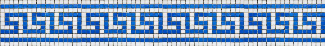 Greco-Roman Style「Greek key pattern mosaic」:スマホ壁紙(3)