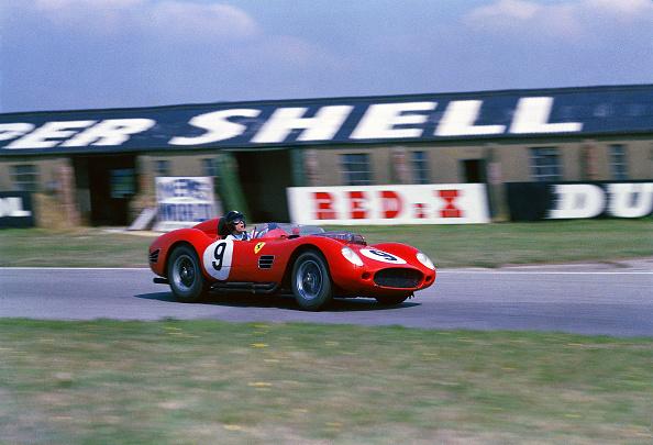 Race Car Driver「Gurney In Ferrari」:写真・画像(16)[壁紙.com]