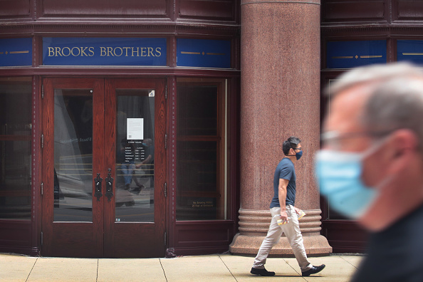 Shutter「Clothing Retailer Brooks Brothers Files For Chapter 11 Bankruptcy Protection」:写真・画像(16)[壁紙.com]