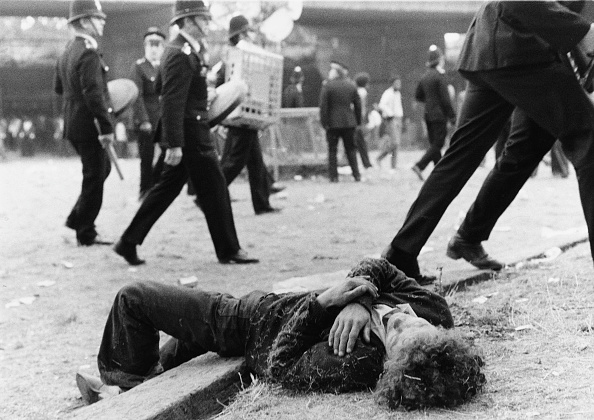 Black History in the UK「The Notting Hill Carnival Riots, 1976」:写真・画像(10)[壁紙.com]