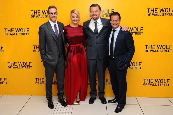 The Wolf of Wall Street「The Wolf of Wall Street UK Premiere」:写真・画像(9)[壁紙.com]