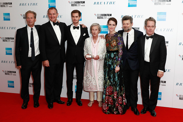 "Andy Phillips「""Breathe"" Opening Night Gala & European Premiere - 61st BFI London Film Festival」:写真・画像(3)[壁紙.com]"