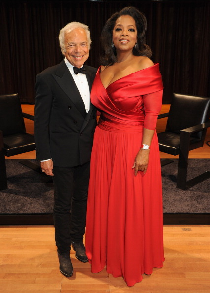 Ralph Lauren - Designer Label「Lincoln Center Presents: An Evening With Ralph Lauren Hosted By Oprah Winfrey - Inside」:写真・画像(7)[壁紙.com]