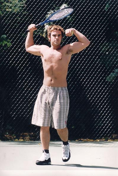 テニス「Robbie Williams In Barbados」:写真・画像(14)[壁紙.com]