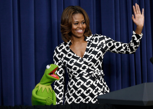 Eisenhower Executive Office Building「The First Lady And Joint Chiefs Chairman Dempsey Host Screening Of Muppets Most Wanted」:写真・画像(1)[壁紙.com]