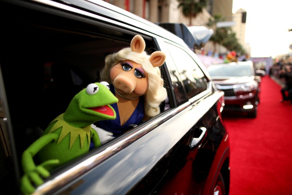 "El Capitan Theatre「World Premiere Of Disney's ""Muppets Most Wanted"" - Red Carpet」:写真・画像(4)[壁紙.com]"