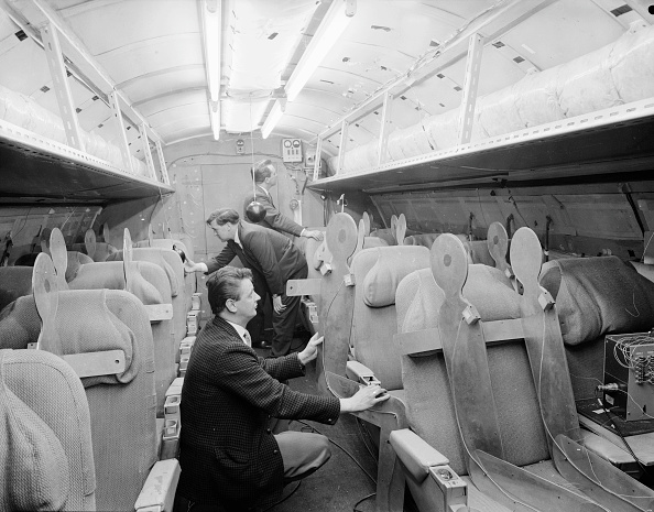 飛行機「Inside Concorde」:写真・画像(18)[壁紙.com]