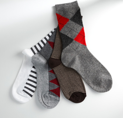Triangle Shape「arrangement of winter socks」:スマホ壁紙(8)
