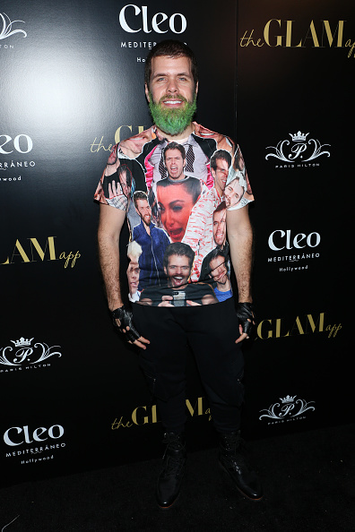 Phillip Faraone「The Glam App Celebration Event - Arrivals」:写真・画像(17)[壁紙.com]