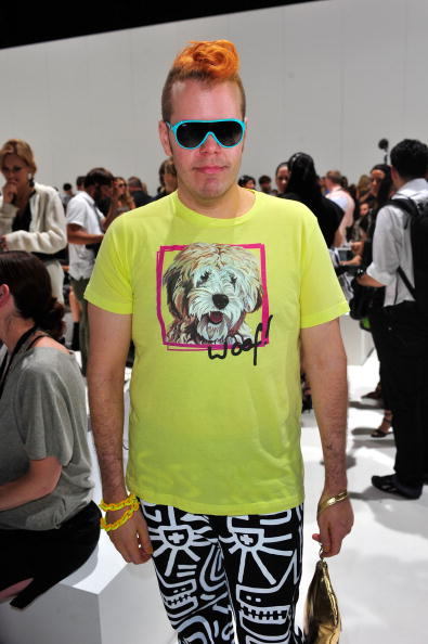 New York State Armory「Marc Jacobs - Front Row - Spring 2010 MBFW」:写真・画像(9)[壁紙.com]