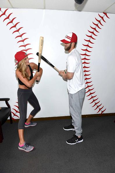 Baseball - Sport「2015 New Era MLB Cap Shoot」:写真・画像(5)[壁紙.com]