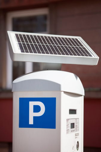Solar Energy「Parking ticket dispenser」:スマホ壁紙(5)