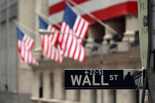 Stock Market and Exchange「Fed Meets As Speculation Builds On Possible Rate Cut」:写真・画像(13)[壁紙.com]