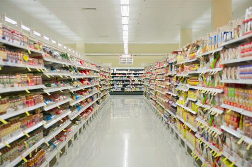 Supermarket「Supermarket Aisle」:スマホ壁紙(12)
