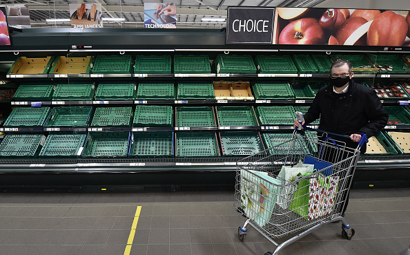 Brexit「Northern Ireland Sees Post-Brexit Disruption To Food Supply」:写真・画像(14)[壁紙.com]