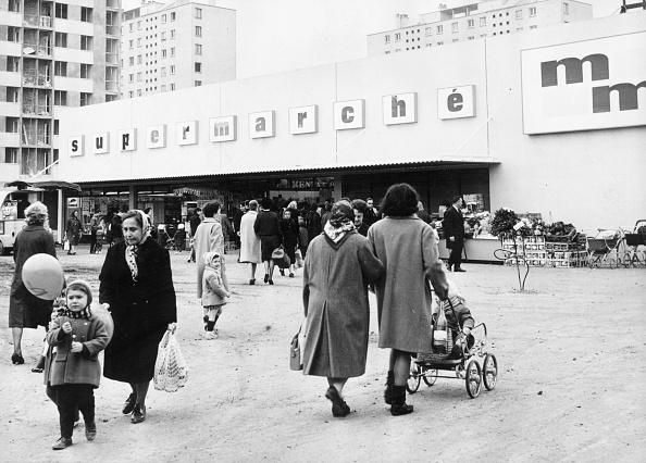 Suburb「French Supermarket」:写真・画像(7)[壁紙.com]