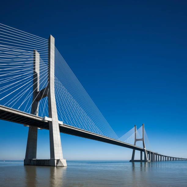 Vasco da Gama Bridge:スマホ壁紙(壁紙.com)