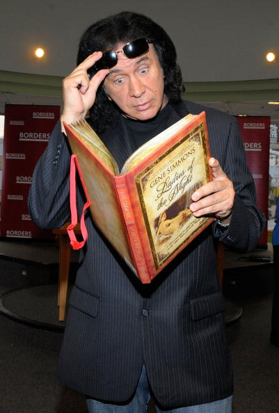 Personal Perspective「Gene Simmons Launches His New Book」:写真・画像(19)[壁紙.com]