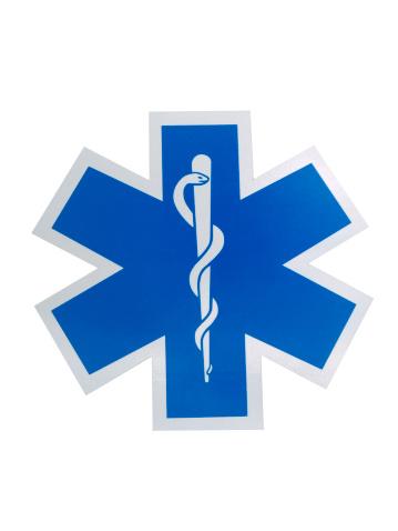 Emergency Services Occupation「Star of Life」:スマホ壁紙(9)