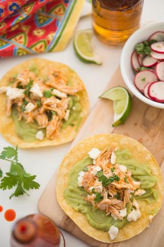 Taco「Mexican chicken tacos」:スマホ壁紙(1)
