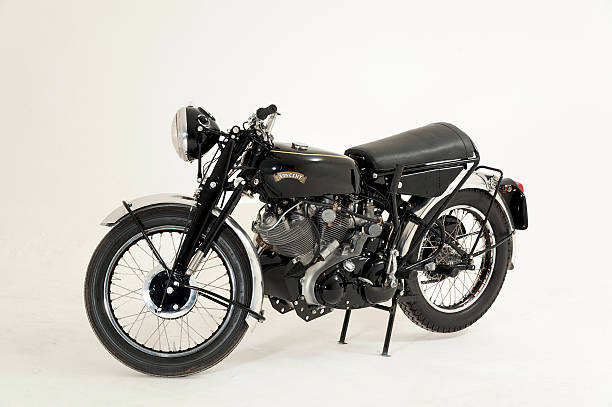 1958 Vincent Black Shadow:ニュース(壁紙.com)