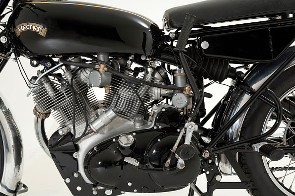 Shadow「1956 Vincent Black Shadow」:写真・画像(5)[壁紙.com]
