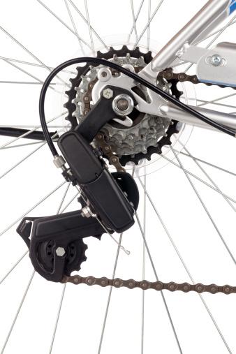 自転車「チェーンと自転車のギア」:スマホ壁紙(18)