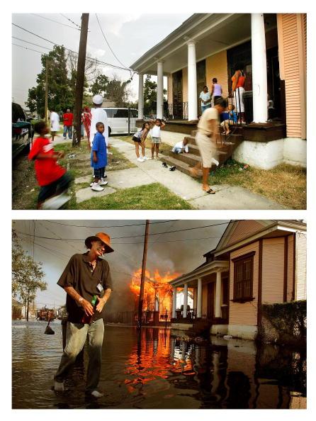 Image Montage「Hurricane Katrina - One Year Later」:写真・画像(9)[壁紙.com]