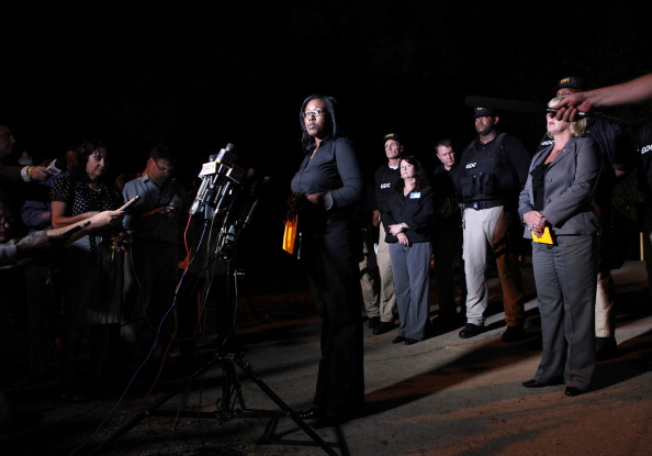 Jessica McGowan「Georgia Executes Troy Davis」:写真・画像(16)[壁紙.com]