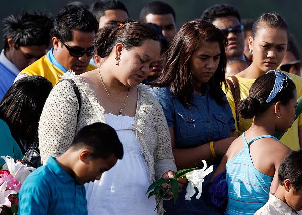 New Zealand Warriors「Memorial Service Held For Sonny Fai」:写真・画像(19)[壁紙.com]