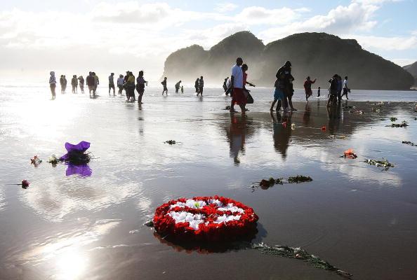 New Zealand Warriors「Memorial Service Held For Sonny Fai」:写真・画像(0)[壁紙.com]