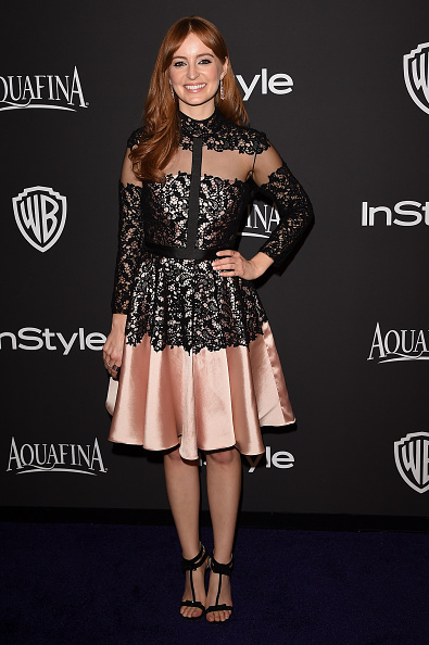 Cocktail Dress「2015 InStyle And Warner Bros. 72nd Annual Golden Globe Awards Post-Party - Arrivals」:写真・画像(8)[壁紙.com]