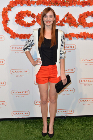 Red Shorts「3rd Annual Coach Evening to Benefit Children's Defense Fund - Arrivals」:写真・画像(16)[壁紙.com]