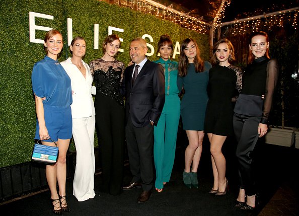 Elie Saab - Designer Label「Private Elie Saab Dinner #ElieSaabLA」:写真・画像(5)[壁紙.com]