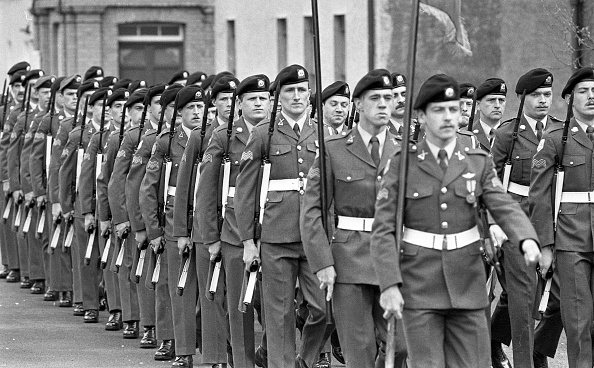 Opportunity「Passing Out Parade of NCO at Cathal Brugha Barracks 1986」:写真・画像(16)[壁紙.com]