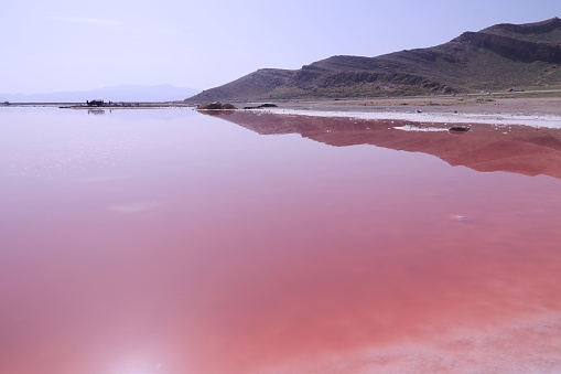 The Nature Conservancy「Maharloo (Pink) Lake, Shiraz, Iran」:スマホ壁紙(9)